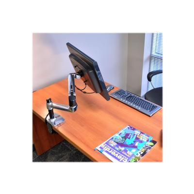 Ergotron LX Desk Mount LCD Arm, Tall Pole - mounting kit - for LCD display E