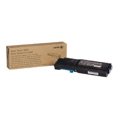 Xerox Phaser 6600 - cyan - original - toner cartridge ARTRIDGE  NA