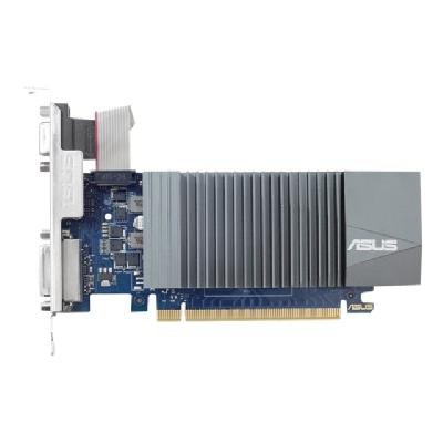 ASUS GT710-SL-1GD5-BRK - graphics card - GF GT 710 - 1 GB d NVIDIA GeForce GT 710 PCI Ex press 2.0 OpenGL 4.5
