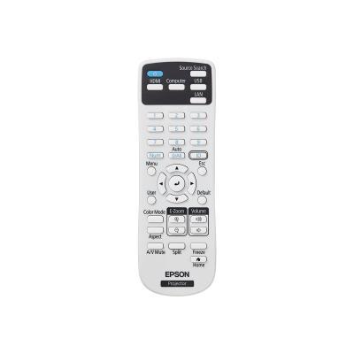 Epson BrightLink Pro 1485Fi Interactive - 3LCD projector - Wi-Fi/LAN 85FI 5000L