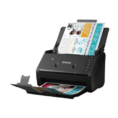 Epson WorkForce ES-500W - document scanner - desktop - USB 3.0, Wi-Fi(n)  PERP