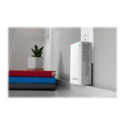 Linksys VELOP Whole Home Intelligent Mesh WHW0203P - Wi-Fi system - 802.11a/b/g/n/ac, Bluetooth 4.1 - desktop (Canada) 3PK