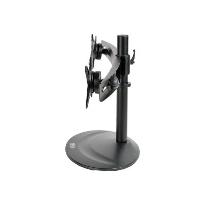 "Tripp Lite Dual Display TV Desk Mount Stand Swivel Tilt 10"" to 26"" Flat Screen Displays - stand (full-motion)  MNT"