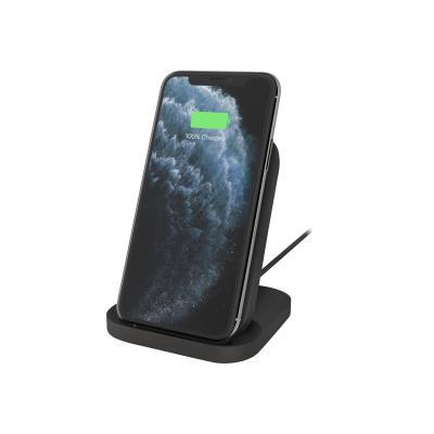 Logitech Powered Stand support de chargement sans fil + adaptateur secteur - 9 Watt ging Stand-Graphite. Compatibl e with most QI enabl
