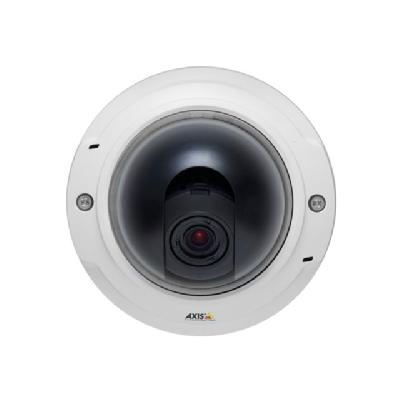AXIS P3364-V 6mm - network surveillance camera night fixed dome w/ Lightfinde r in a discreet  van