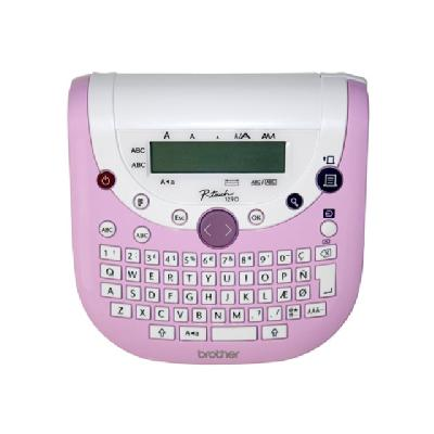 Brother P-Touch PT-1290SBVP - labelmaker - monochrome - thermal transfer RPERP