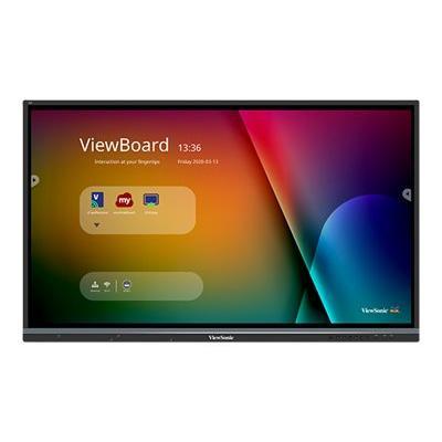 "ViewSonic ViewBoard IFP6550 Interactive Flat Panel 65"" Class (65"" viewable) LED display - 4K LMNTR"