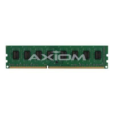Axiom AX - DDR3 - 4 GB - DIMM 240-pin - unbuffered /A