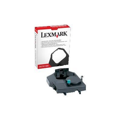 Lexmark - 1 - High Yield - black - re-inking ribbon 2500+