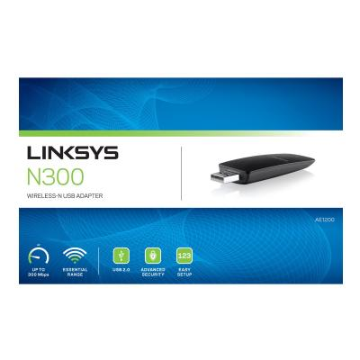 Linksys AE1200 - network adapter