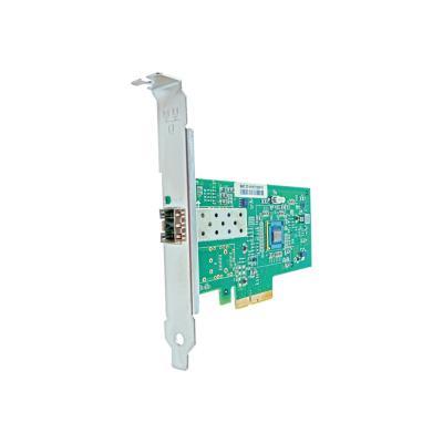 Axiom - network adapter - PCIe 2.1 x4 - Gigabit SFP x 1 e x4 NIC Card - PCIE-1SFP-AX