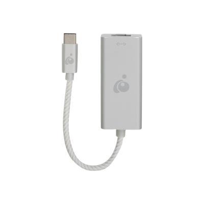 IOGEAR GigaLinq Pro 3.1 GUC3C01 - network adapter - USB 3.1 - Gigabit Ethernet x 1 bit Ethernet Adapter