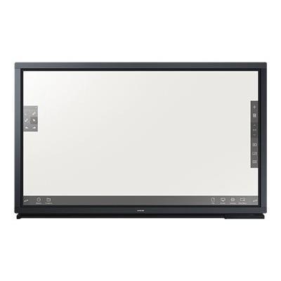 "Samsung DM75E-BR DME-BR Series - 75"" Class (74.5"" viewable) LED display - Full HD R LIT TS"