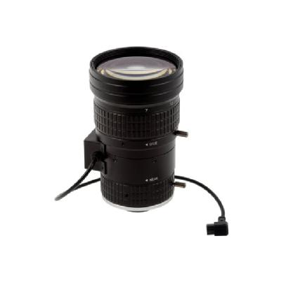 Ricom 2 Megapixel CCTV lens - 7.6 mm - 26 mm nt Varifocal 8-26MM F0.9. Reco mmended for AXIS Q16