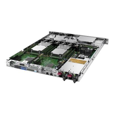 HPE ProLiant DL60 Gen9 Base - rack-mountable - Xeon E5-2609V4 1.7 GHz - 8 GB - no HDD  SYST