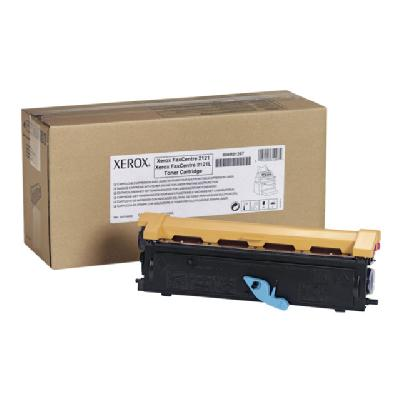 Xerox FaxCentre 2121 - black - original - toner cartridge ntre 2121