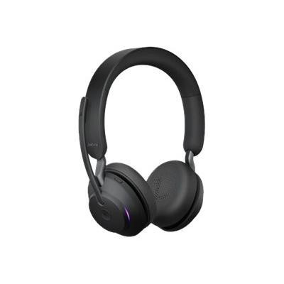 Jabra Evolve2 65 MS Stereo - headset BLK