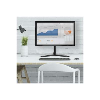 "Tripp Lite TV Desk Mount Monitor Stand Single-Display Swivel Tilt for 13"" to 27"" Displays - stand (full-motion) ngle-Display Swivel Tilt 13-27 in"