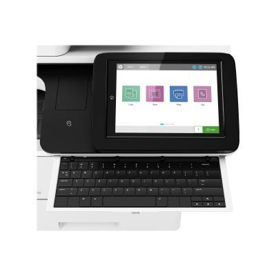 HP LaserJet Enterprise Flow MFP M528z - imprimante multifonctions - Noir et blanc (Anglais, français, espagnol / Canada, Mexique, Etats-Unis, Amérique latine (sauf Argentine, Brésil, Chili))  PRNT