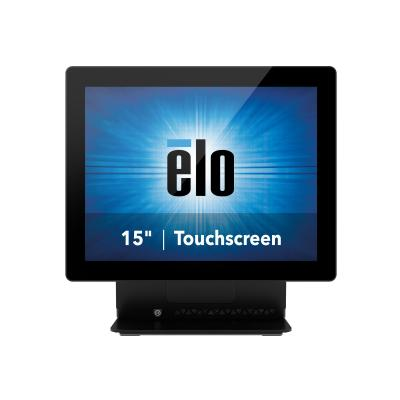 "Elo Touchcomputer 15E3 - kiosk - Celeron J1900 2 GHz - 4 GB - 128 GB - LED 15"" (Region: Asia, EMEA, Americas)  TERM"