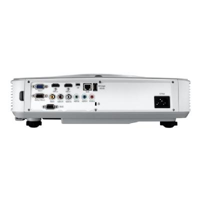 Optoma ZW300UST - DLP projector - 3D er  22 000:1 contrast  12.3 lb s  0.27 ultra short