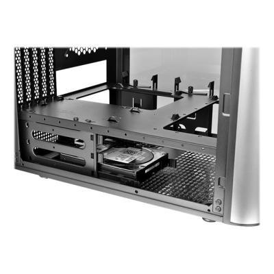 Thermaltake Level 20 VT - tower - micro ATX pered Glassx4/Standard 200mm F anx1