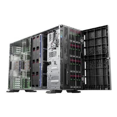 HPE ProLiant ML350 Gen9 Entry - tower - Xeon E5-2609V4 1.7 GHz - 8 GB - 0 GB (United States) S SVR