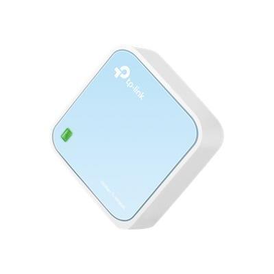 TP-Link TL-WR802N - wireless router - 802.11b/g/n - desktop  AP Router  QCOM  2T2R  2.4GHz   802.11b/g/n  1 Eth