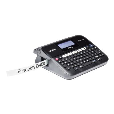 Brother P-Touch PT-D450 - labelmaker - B/W - thermal transfer