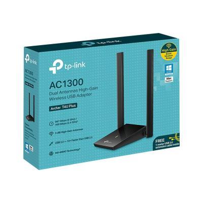 TP-Link Archer T4U Plus - network adapter - USB 3.0  WIRELESS
