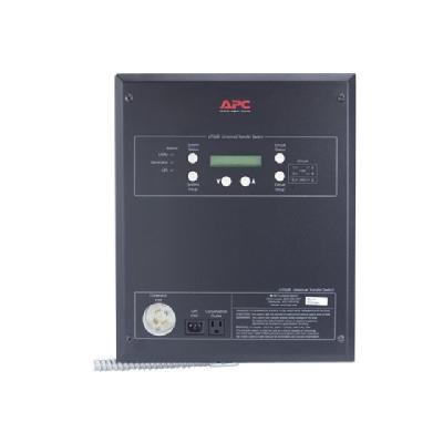 APC Universal Transfer Switch 6-Circuit - bypass switch 0/240V