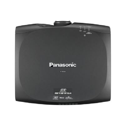 Panasonic PT-RW430UK - DLP projector - 3D - LAN