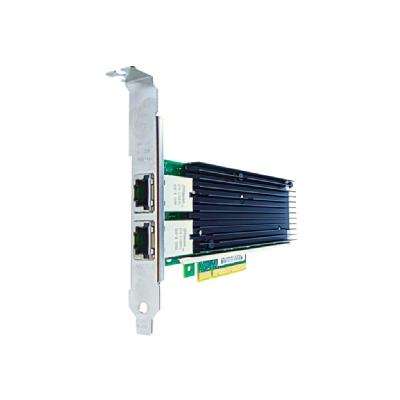 Axiom - network adapter - PCIe 2.0 x8 - 10Gb Ethernet x 2 e x8 NIC Card for IBM - 0C1949 7