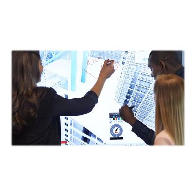 """SMART Board 6075 Pro interactivedisplay with iQ 75"""" LED display - 4K  PERP"""