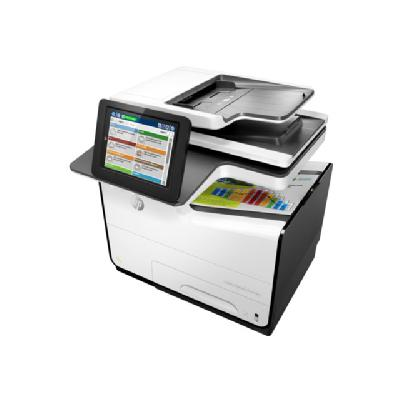 HP PageWide Enterprise Color Flow MFP 586z - multifunction printer (color) (English, French, Spanish / Canada, Mexico, United States, Latin America (excluding Argentina, Brazil, Chile))  PRNTR