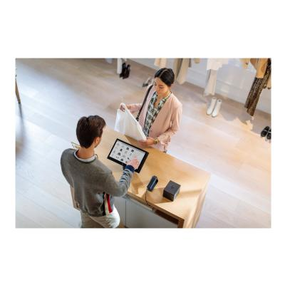 "HP Engage One 141 - all-in-one - Celeron 3965U 2.2 GHz - 4 GB - 128 GB - LED 14"" (Language: English / region: United States) 4.0G  PC U.S. - English locali zation"