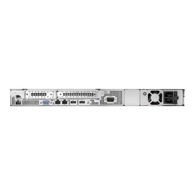 HPE ProLiant DL20 Gen10 solution - rack-mountable - Xeon E-2236 3.4 GHz - 16 GB - no HDD  SYST