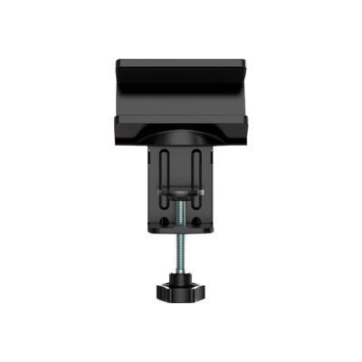 StarTech.com Power Strip Desk Mount - Clamp-on Power Strip Holder - Adjustable - Desk / Table Clamp for Power Strip (PWRSTRPCLMP) power strip mounting clamp  ACCS
