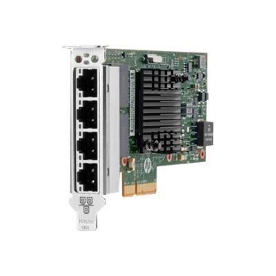 HPE 366T - network adapter - PCIe 2.1 x4 - Gigabit Ethernet x 4 RCTLR