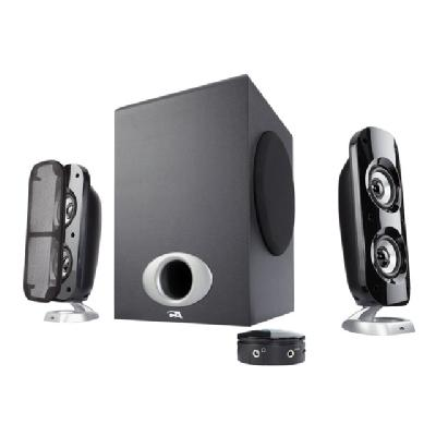 Cyber Acoustics CA-3858BT - speaker system - wireless  SPKR