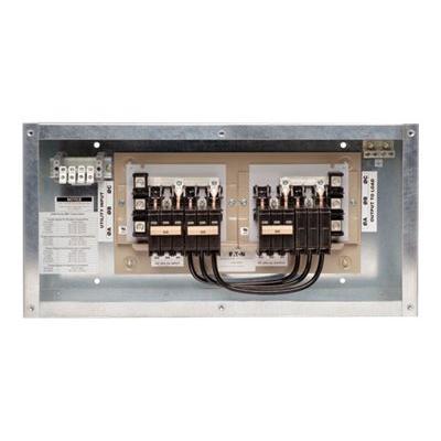 Tripp Lite 3 Breaker Maintenance Bypass Panel - bypass switch  CPNT