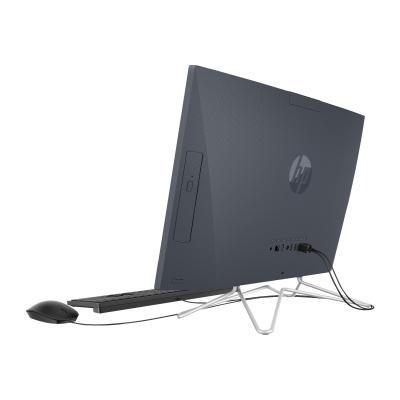 """HP 24-df0449 - all-in-one - Core i5 10210U 1.6 GHz - 12 GB - SSD 256 GB - LED 23.8"""" (Language: English / region: Canada)  SSD"""