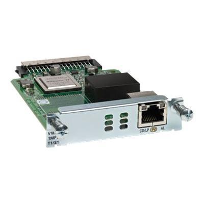 Cisco Third-Generation Multiflex Trunk Voice/WAN Interface Card - expansion module  CPNT