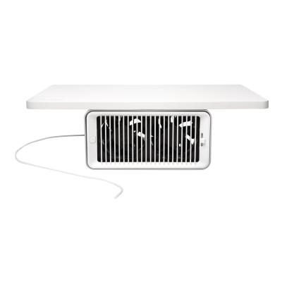 Kensington CoolView Wellness Monitor Stand with Desk Fan - monitor stand DSTND