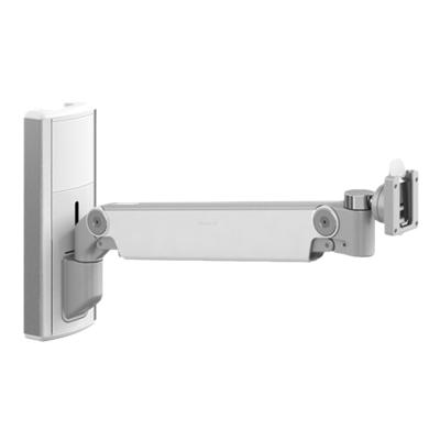 Humanscale V6 Wall Station - mounting kit or: One 20 Dynamic Arm - exten ds 24 from wall