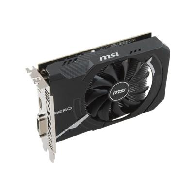 MSI RX 560 AERO ITX 4G OC - graphics card - Radeon RX 560 - 4 GB ess x16 3.0  Polaris 21  1196M Hz Core Clock  4GB G
