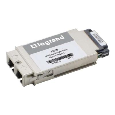 C2G Cisco WS-G5484 Compatible 1000Base-SX MMF SC GBIC Transceiver Module - GBIC transceiver module - Gigabit Ethernet  PERP