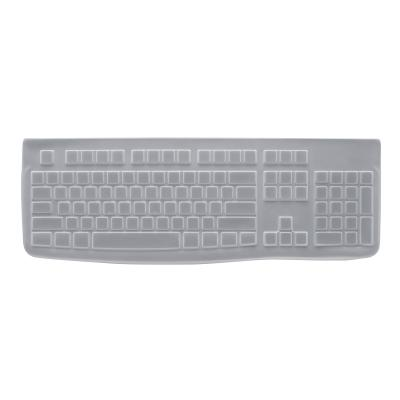 Logitech MK120 Desktop Combo for Education with Protective Keyboard Cover - keyboard and mouse set