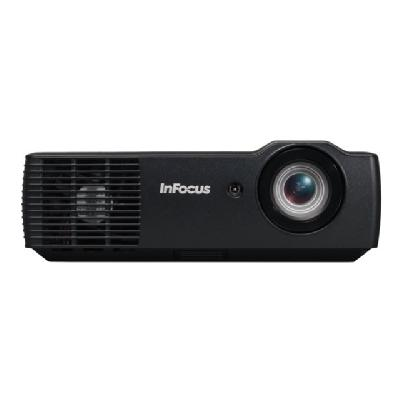 InFocus IN1116LC DLP projector - 3D - with InFocus LightCast USB adapter  USB HDMI