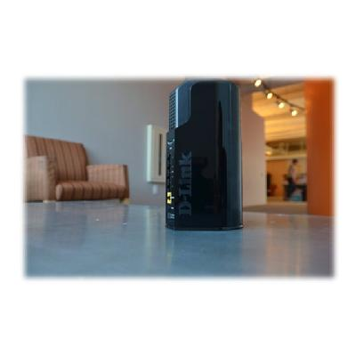 D-Link DIR-868L - wireless router - 802.11a/b/g/n/ac (draft 2.0) - desktop bit App-Enabled Router w/ USB 3.0